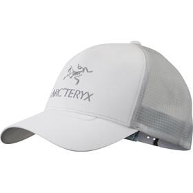Arc'teryx Logo Trucker Hoed, delos grey